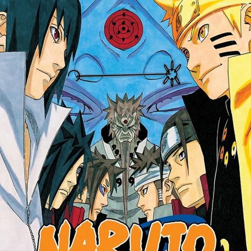 MASASHI KISHIMOTO - Naruto #70