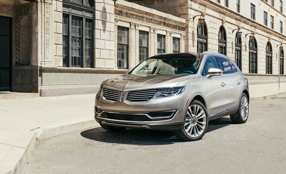 2016 Lincoln MKX Reserve AWD review Car Price Concept