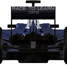 Williams Toyota FW31 back