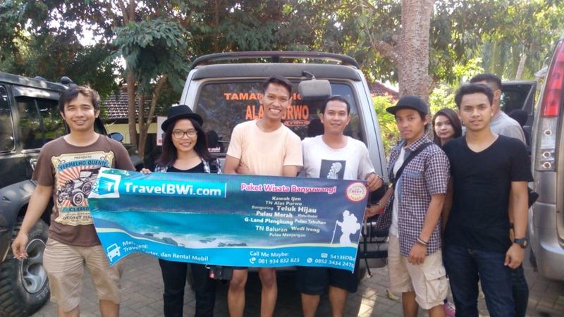 Pancur TN Alas Purwo - Trip Travel BWi Banyuwangi