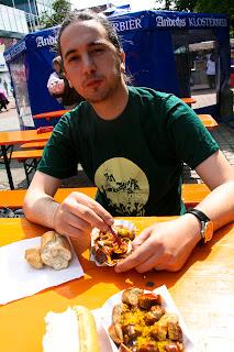 Doručak - Currywurst