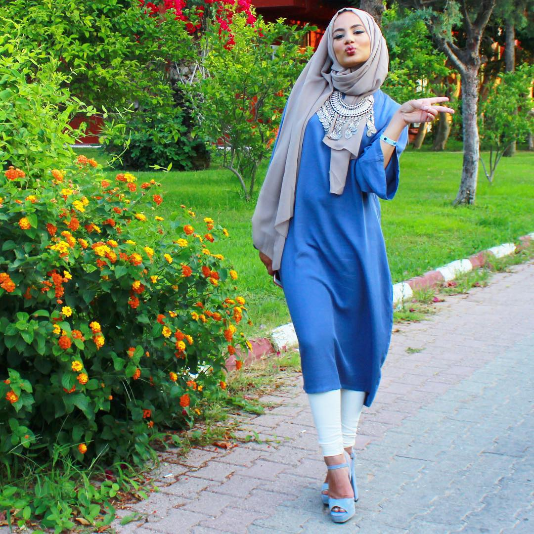 all about hijab or headscraft: Fashion Outfit for muslim women