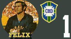 BRASIL 1969 - Félix
