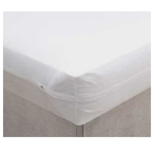 HOME BASICS MATTRESS COVER BED BUG BLOCKADE & WATER PROOF