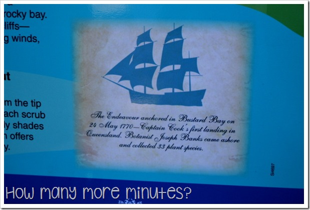 How Many More Minutes? | Town of 1770