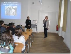 Neuburg Donau  Descartes Gymnasium 007