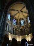 Église Sainte-Marie-Madeleine de Domont : abside