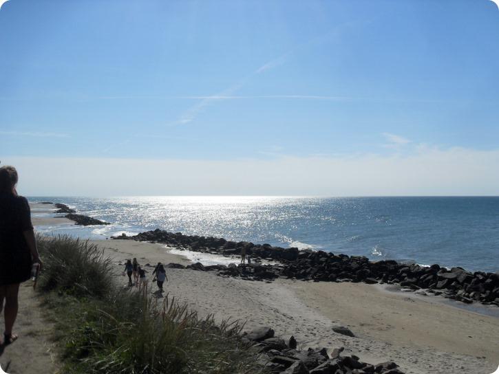 Stranden ved Lønstrup