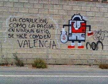 Corrupción Valencia