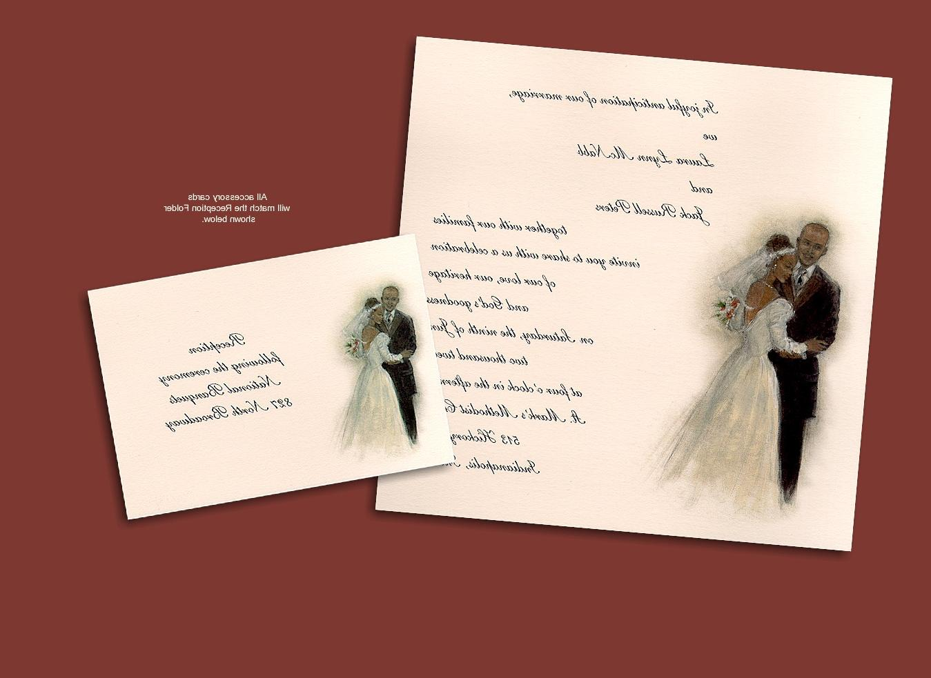 sample wedding invitations