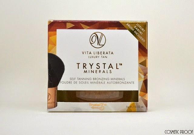Vita Liberata Trystal Minerals Review