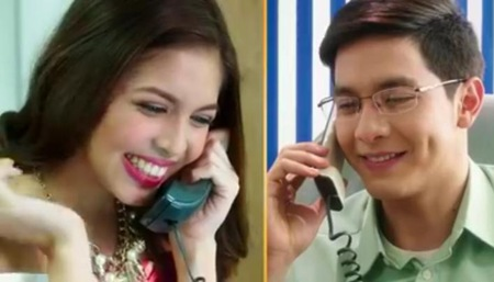 Maine Mendoza and Alden Richards in My Bebe Love teaser