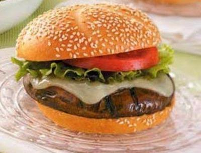 Cheeseburger-chay