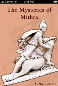 Cover of Franz Cumont's Book The Mysteries Of Mithra