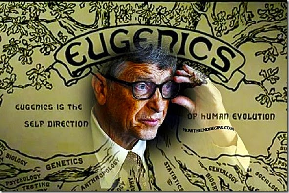 Bill Gates Eugenics Agenda