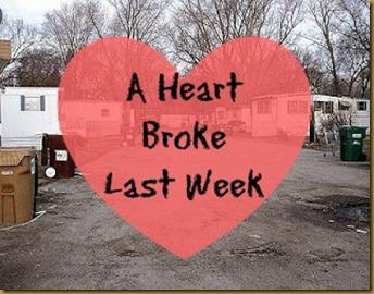 A Heart Broke