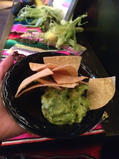 Guacamole from Rosa Mexicano