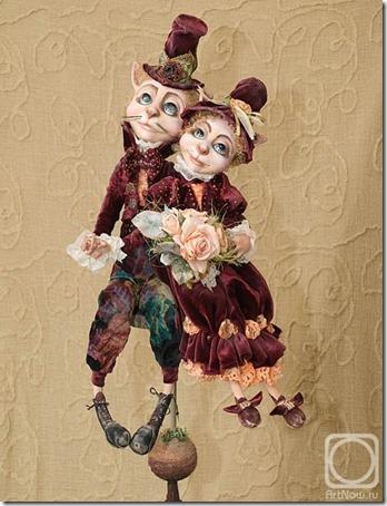 Muñecas de Nadezhda Sokolova Djembe  (12)
