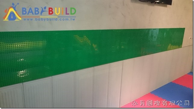 LEGO 樂高積木牆