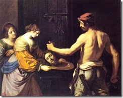 Guercino--SalomeReceivingtheHeadofStJohntheBaptist1637