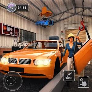 Real Car Builder Auto Repair Car Mechanic Games 19 For PC / Windows 7/8/10 / Mac – Free Download