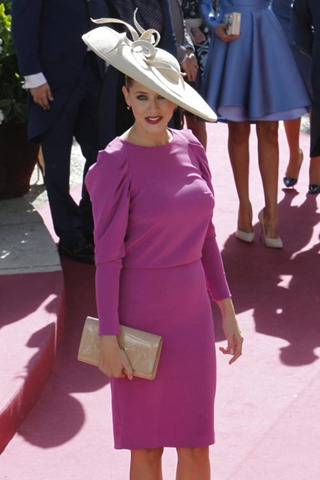 Elisabeth Reyes, ex novia de Francisco Rivera y gran amiga de Eva González1