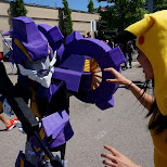 attach at Anime North 2015 attack at Anime North 2015 in Toronto, Ontario, Canada