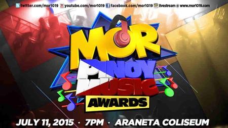 MOR Pinoy Music Awards