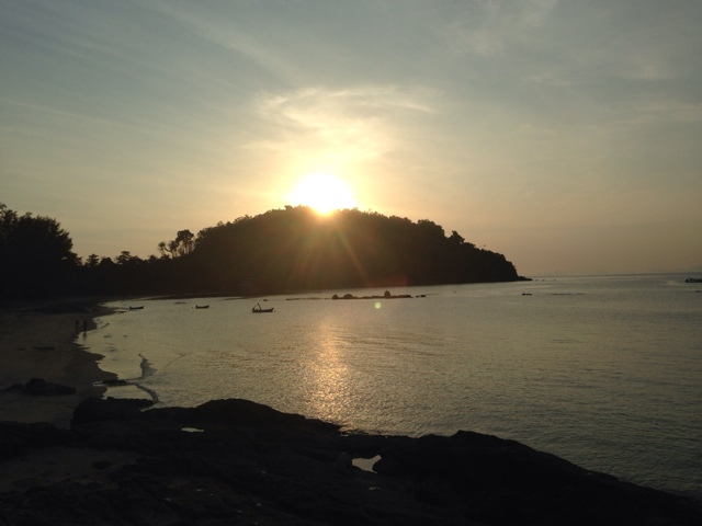Koh Chang Noi beach