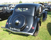 Citroen Traction 7A 1934 malle borgne