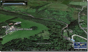 Langwell House & Achastle site