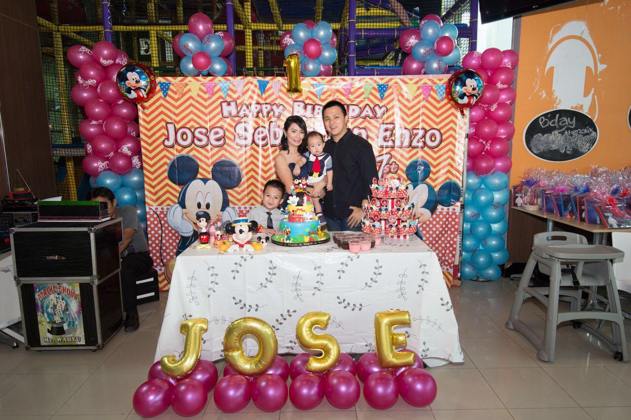 Foto Sweet Corner Ulang Tahun Jose