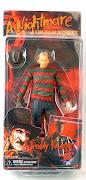 "Фигурка ""Nightmare on Elm Street 7"" Series 4 - Springwood Slasher /3шт in"