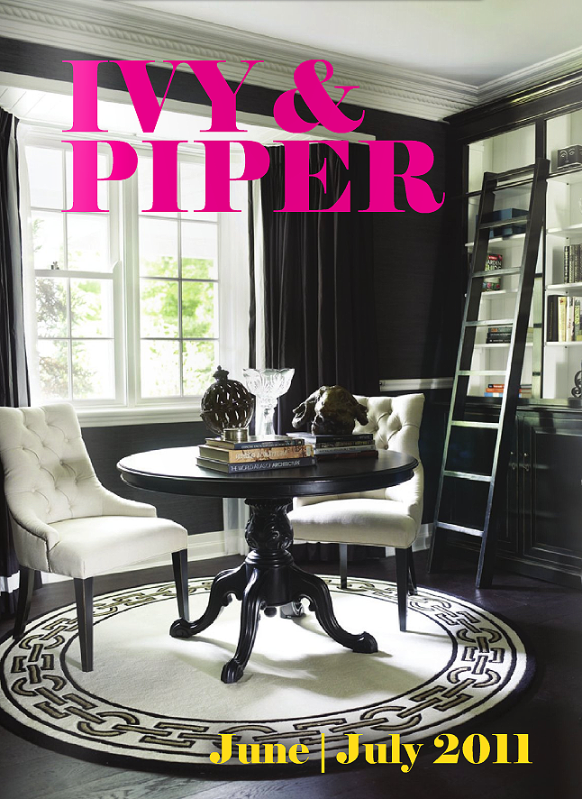 Ivy & Piper Magazine - my cure for Mondayitis