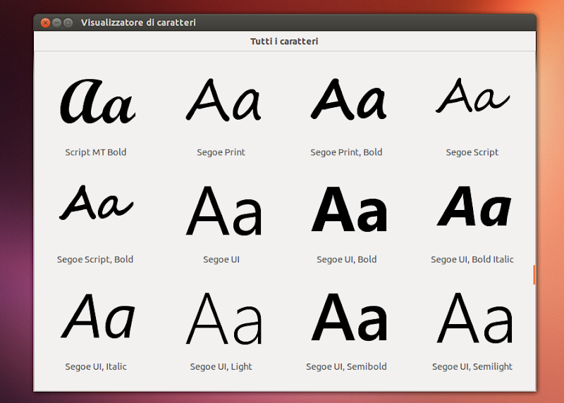 segoe script font free download windows xp