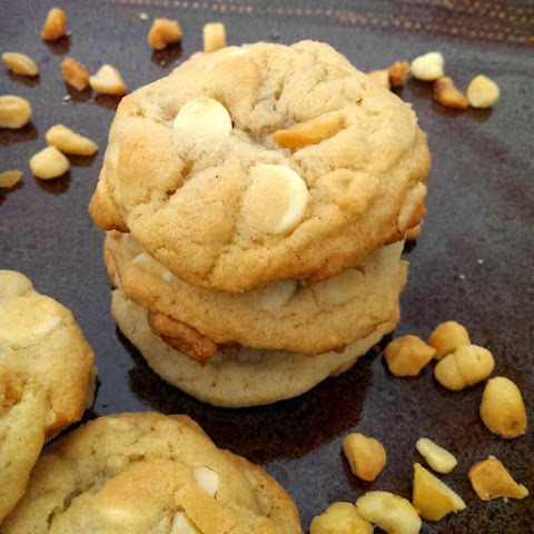 Best-Ever White Chocolate Macadamia Nut Cookies