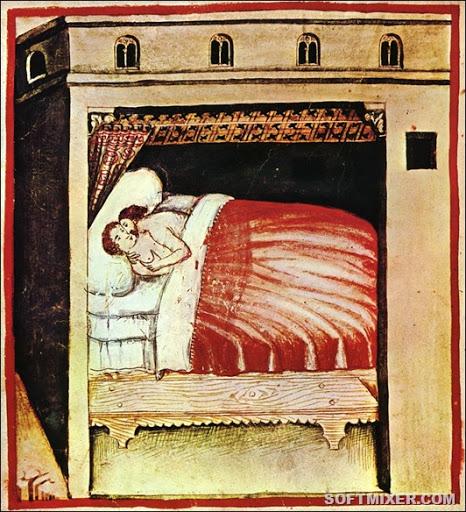 Секс в средневековои европе