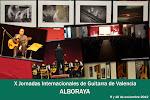 14: Alboraya. X Jornadas Internacionales de Guitarra de Valencia. 2012