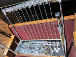 Tommy White has the craziest pedal steel setup I've ever seen...it's steampunk