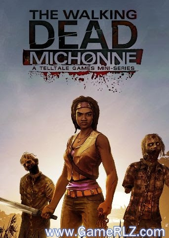 [GAMES] The Walking Dead Michonne Episode 1 (PS3/EUR/PSN)