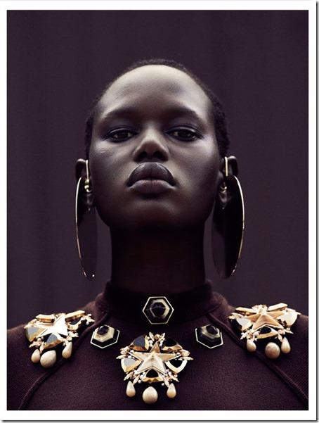 africa model
