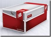 NB shoe box