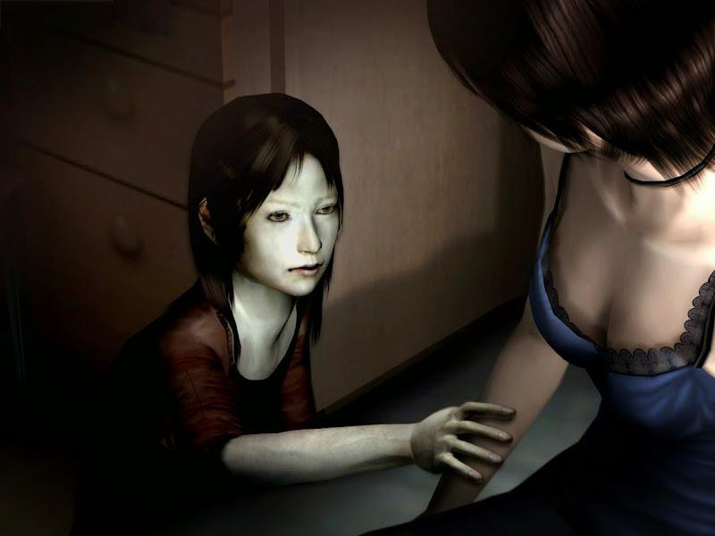 Can Not Sleep, Fatal Frame 3 Make Me Afraid - Crimson Kioku