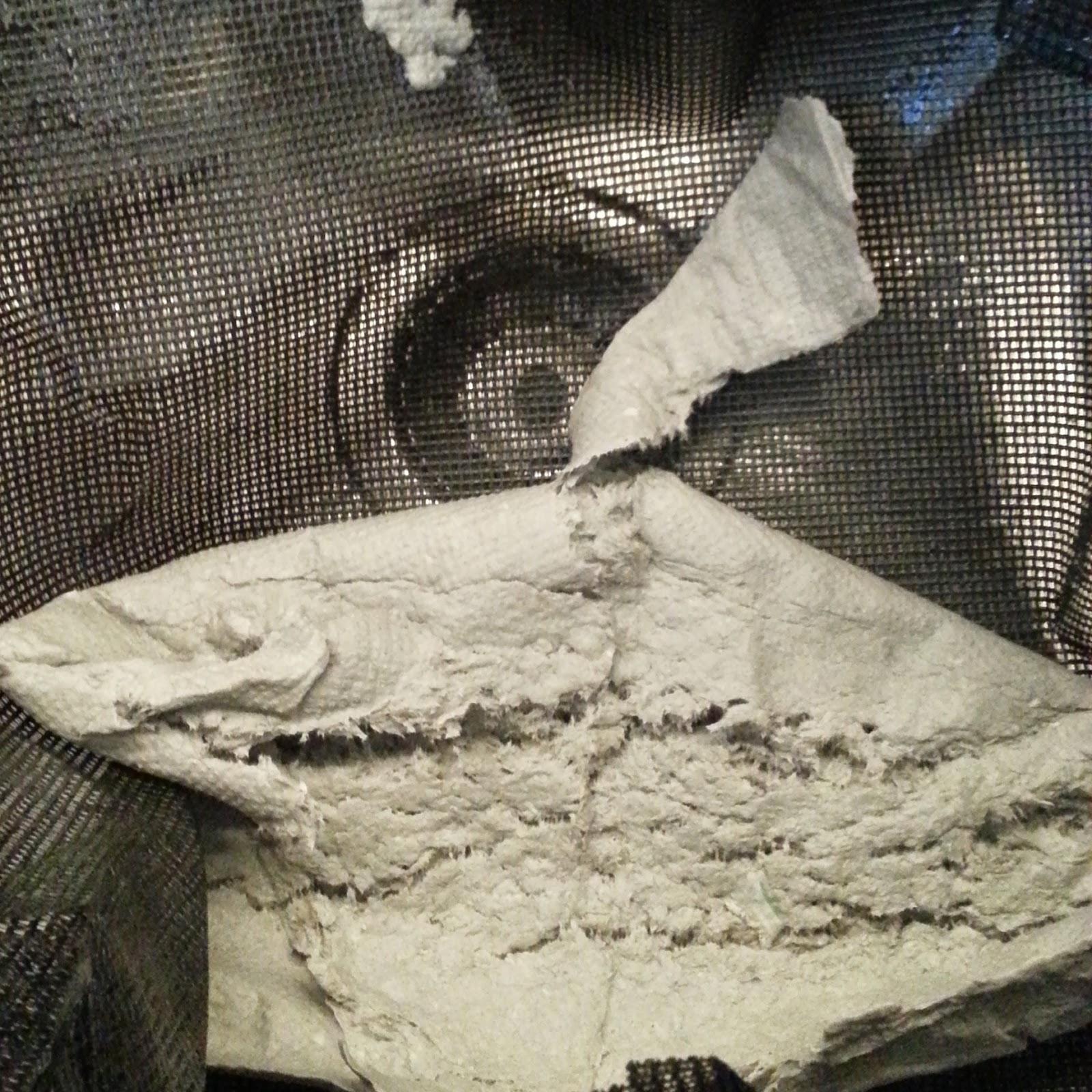 gras van jonker Papierpulppret # Wasbak Zeefje_223726