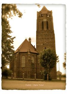 Zabytkowy Kościół w Prabutach