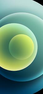 Light Green Walpaper iPhone 12
