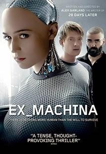Người Máy Trổi Dậy - Ex Machina (2015)