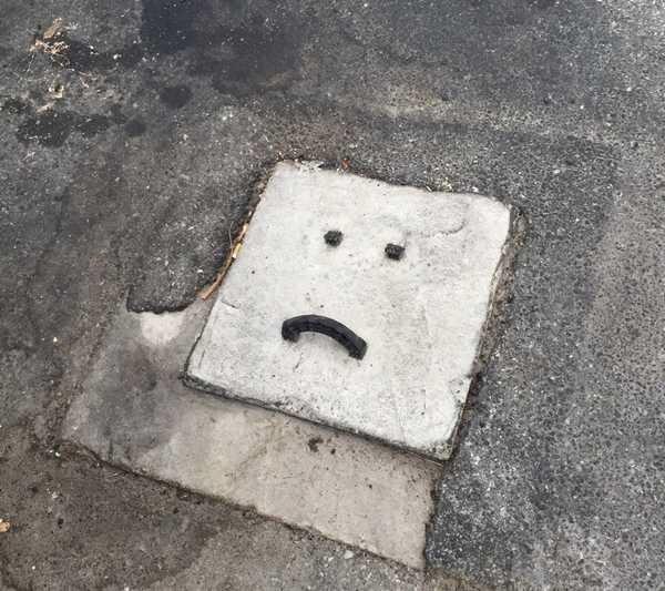Eu vejo rostos em todos os lugares 10