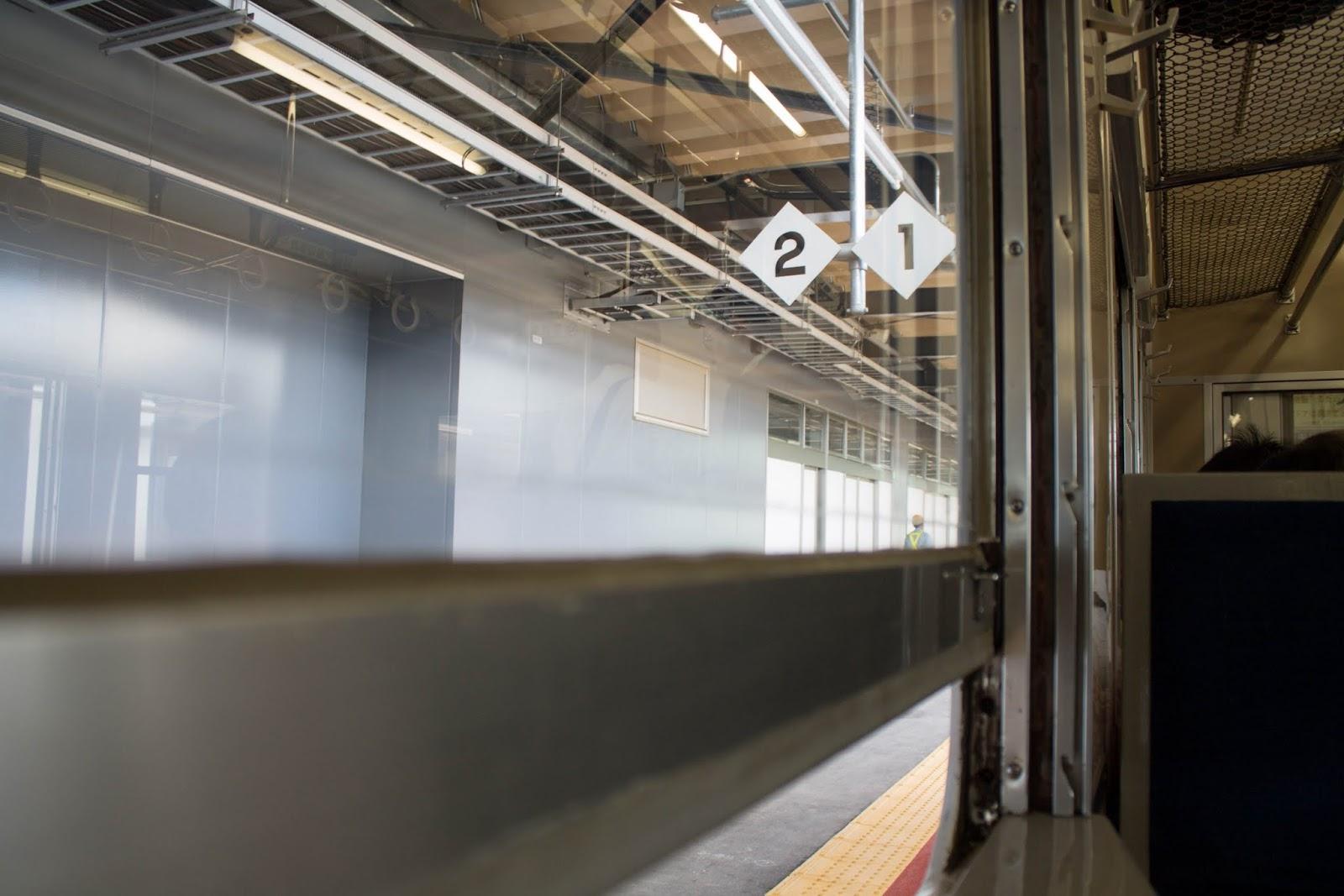 新しい渡島大野駅