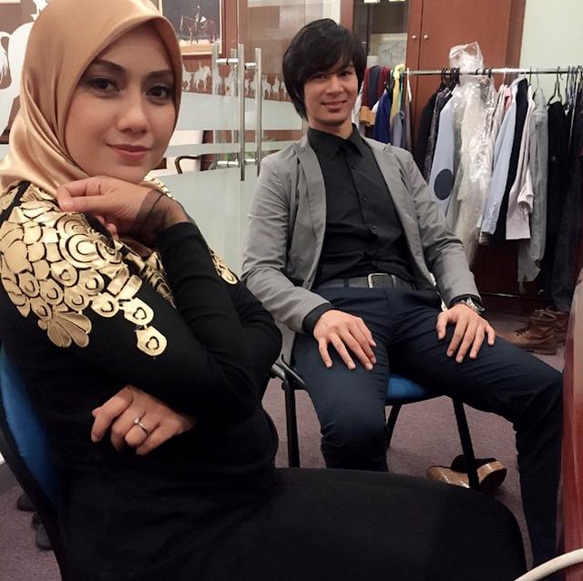Biodata Dan 13 Gambar Cun Mia Ahmad Heroin Drama Hati Perempuan TV3